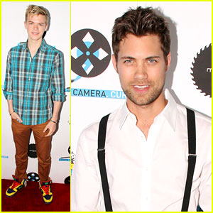 Drew Seeley: 'Lights, Camera, Cure' with Kenton Duty