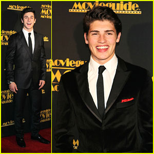 Gregg Sulkin & David Henrie: Movie Guide Men