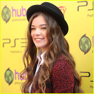 Hailee Steinfeld Joins 'Can a Song Save Your Life?'