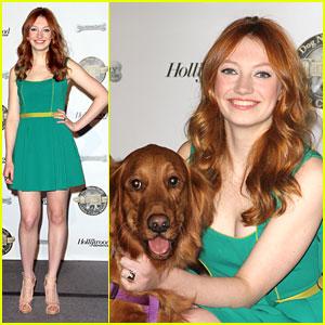 Jacqueline Emerson: Golden Collar Awards 2012