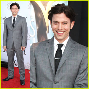 Jackson Rathbone: 'Aim High' Wins at Writers Guild Awards!