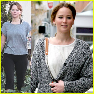 Jennifer Lawrence Can't Wait to Shoot 'Catching Fire'