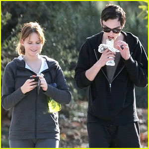 Jennifer Lawrence: New 'Hunger Games' TV Spot!