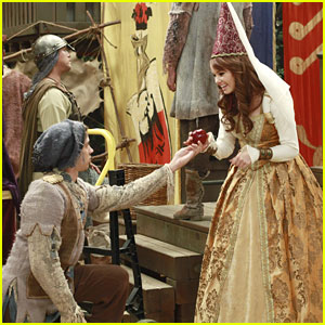 Debby Ryan: Chris Galya's Princess on 'Jessie'