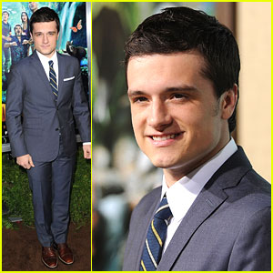 Josh Hutcherson Takes a 'Journey 2' Hollywood