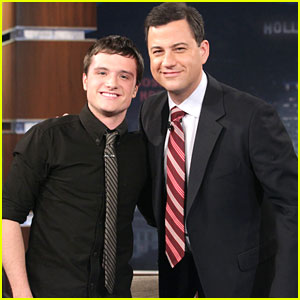 Josh Hutcherson's Laundry Doesn't Get Done without Mom