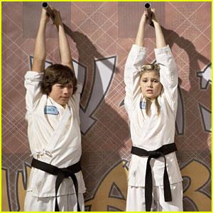 Leo Howard & Olivia Holt: Reality Stars!
