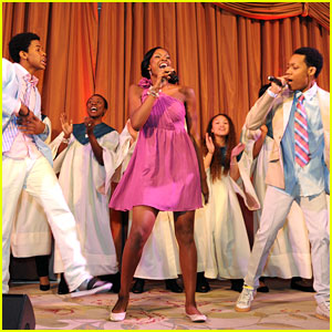 'Let It Shine' Cast Lights Up the NAACP Image Awards Luncheon