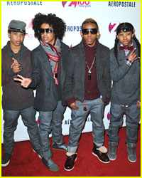 Chat It Up with Mindless Behavior