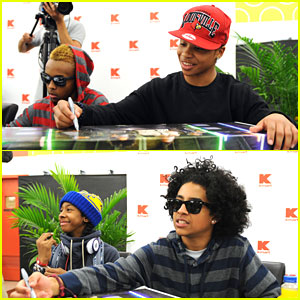 Mindless Behavior: Vote For Our Ring Pop Flavor!