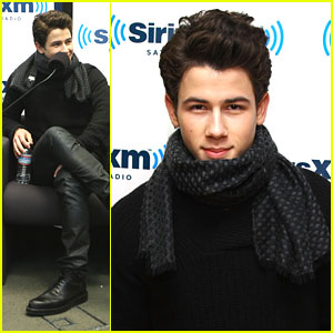 Nick Jonas Gets 'Sirius'