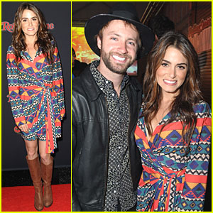 Nikki Reed: Rolling Stone Party with Paul McDonald!
