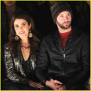 Nikki Reed: Front Row for Rebecca Minkoff!