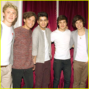 One Direction: Upcoming 'Today Show' Appearance!