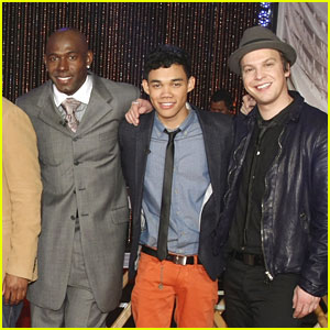 Roshon Fegan is 'Dancing With The Stars'!