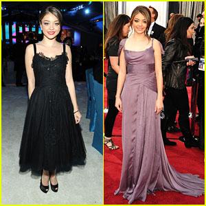 Sarah Hyland - Oscars 2012