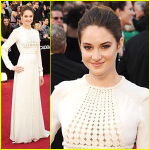 Shailene Woodley - Oscars 2012