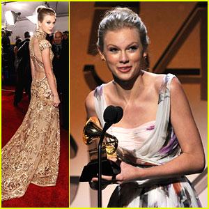 Taylor Swift - Grammy Awards 2012