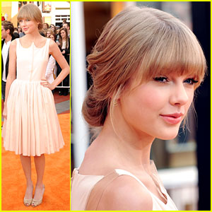Taylor Swift: 'The Lorax' Lady