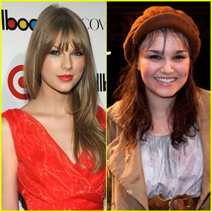 Taylor Swift Out, Samantha Barks In for 'Les Miserables'