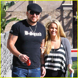 Tiffany Thornton & Chris Carney: Walk Around The Block after Pregnancy Announcement