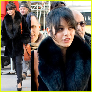 Vanessa Hudgens: Parisian Shopper!