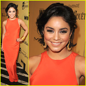 Vanessa Hudgens: Women in Film Cocktail Party