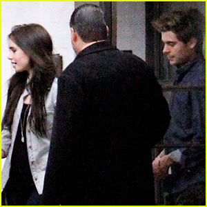 Zac Efron & Lily Collins: Soho House Sweethearts