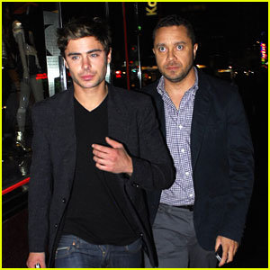 Zac Efron: 'Hall of Game Awards' Promo Spot & Reading Across America with 'The Lorax'