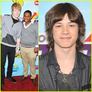 Leo Howard, Adam Hicks & Doc Shaw: Disney Upfronts!