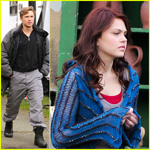 William Moseley Joins 'The Selection' -- FIRST SET PICS!