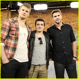 Josh, Liam & Alexander: The Marilyn Denis Show!