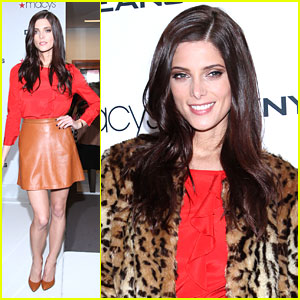 Ashley Greene: Macy's Meet & Greet with DKNY