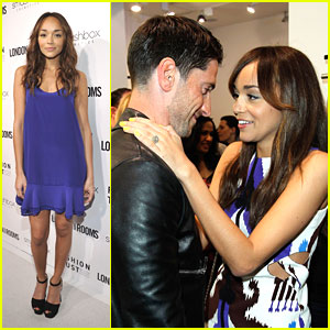 Ashley Madekwe: Modern Vintage Maven
