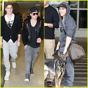 Big Time Rush: Back in Los Angeles!