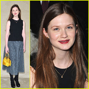 Bonnie Wright: Empire Awards 2012 Nominee!