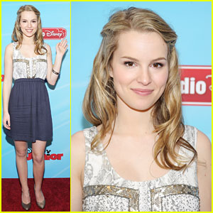 Bridgit Mendler: Hard Rock Cafe Cutie