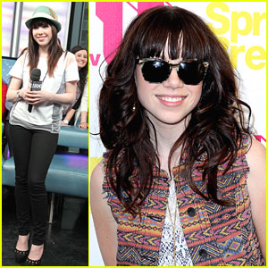 Carly Rae Jepsen: Spring Break with MTV!