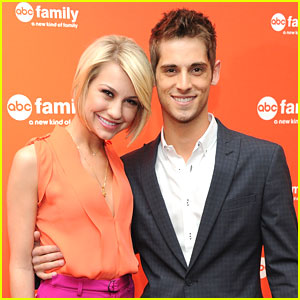 Chelsea Kane & Jean-Luc Bilodeau: 'Baby Daddy' Premieres June 20th!