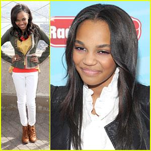 China Anne McClain Goes UpFront with Disney