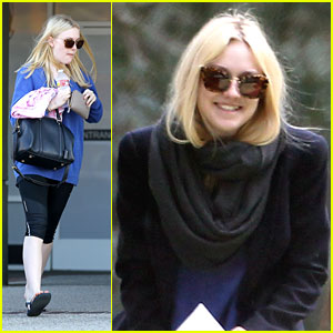 Dakota Fanning Can't Wait To See 'Breaking Dawn Part 2' Footage