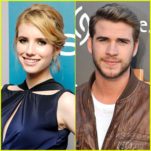 Emma Roberts Joins Liam Hemsworth in 'Empire State'