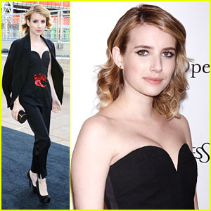 Emma Roberts: 'Always Wash Your Face'