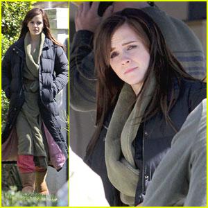 Emma Watson: 'The Bling Ring' Set Pics!