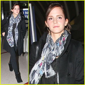 Emma Watson is 'Careful With Fashion'
