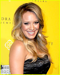 Hilary Duff is a Mom!