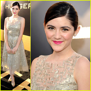 Isabelle Fuhrman: 'The Hunger Games' Premiere!