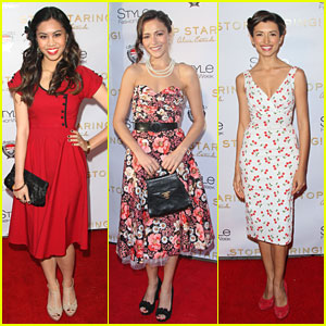 Ashley Argota & India de Beaufort Want You To 'Stop Staring!'