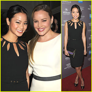 Jamie Chung: Tribeca Film Festival Reception