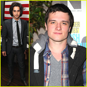 Josh Hutcherson 'Would Fight' For Family - JJJ Exclusive Interview